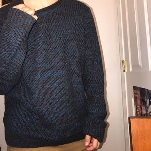 Other - Blue Knit Sweater